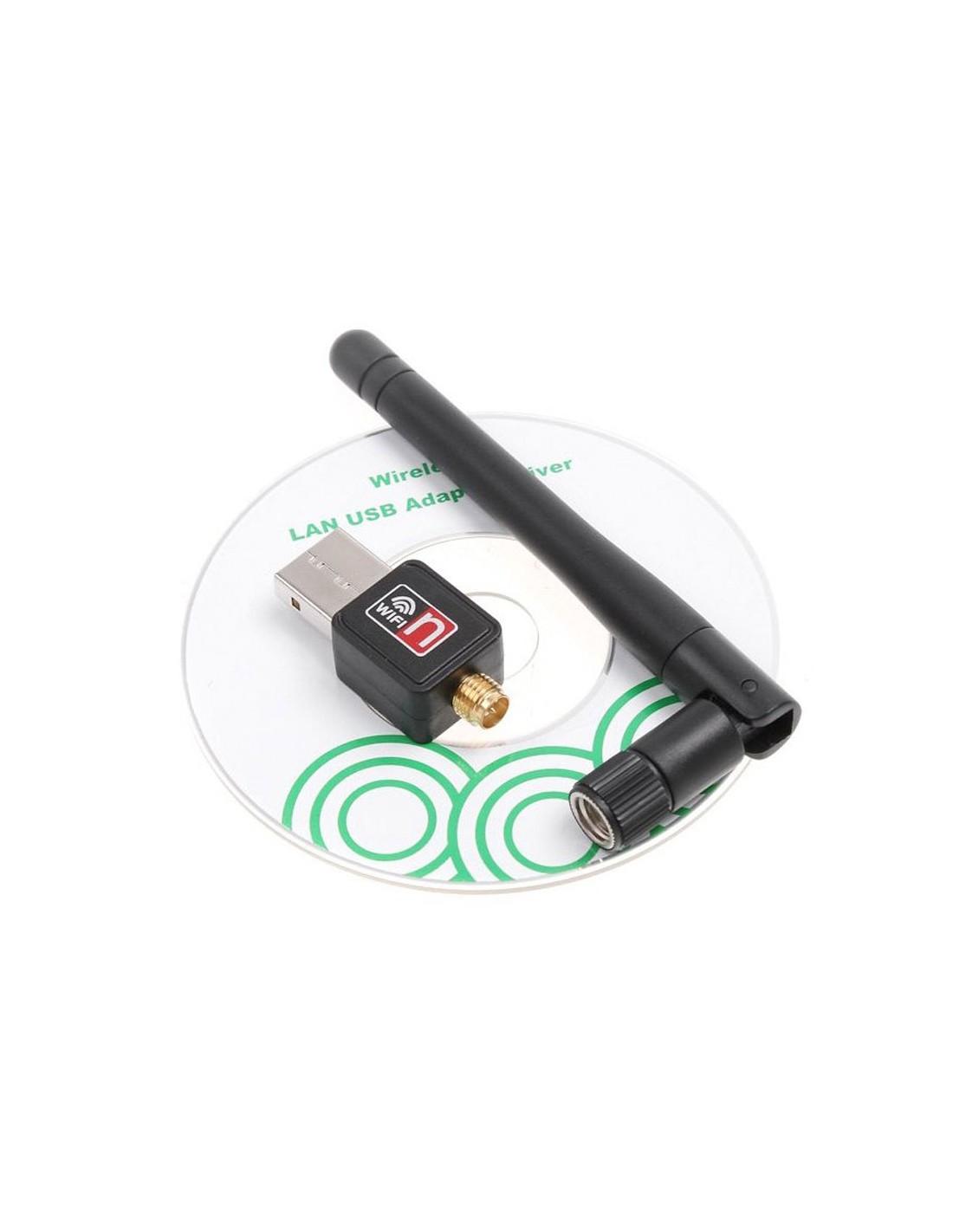 USB Wifi dongle with Antenna (pcDuino, Raspberry Pi, CubieBoard