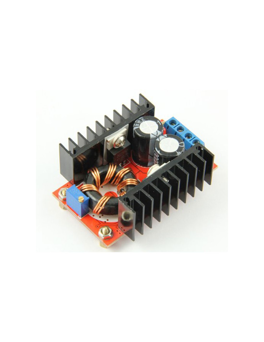 150w Boost Converter Dc 12 35v Step Up Voltage Charger Module Tap To Zoom