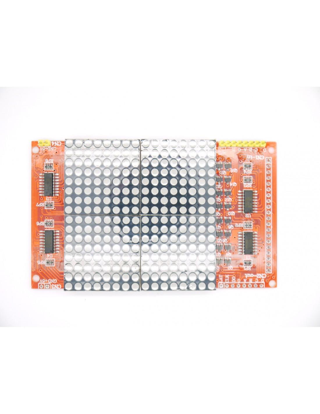 16×16 serial dot matrix led display module (screen)