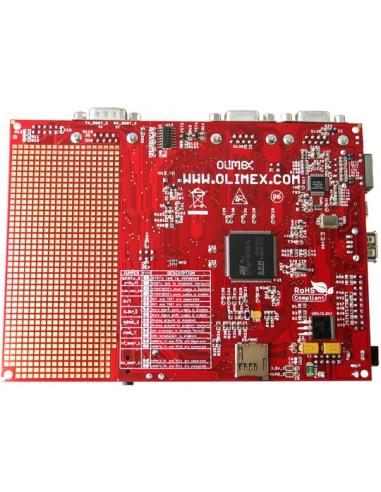 STM32F407 STM32-P407 (Dev board for STM32F407ZGT6 CORTEX-M4 MCU)