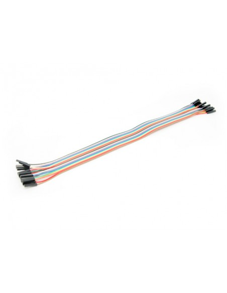 dual male splittable jumper wires  100mm  40 pins   cable