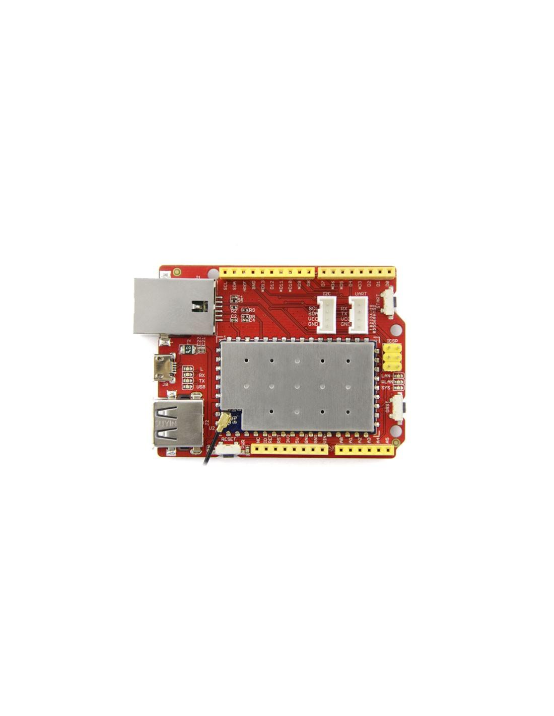 Seeeduino Cloud (Arduino compatible Yun openWRT controller)