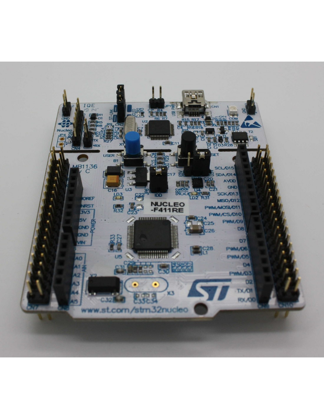 NUCLEO-F411RE (STM32 Nucleo development board for STM32 F4 series