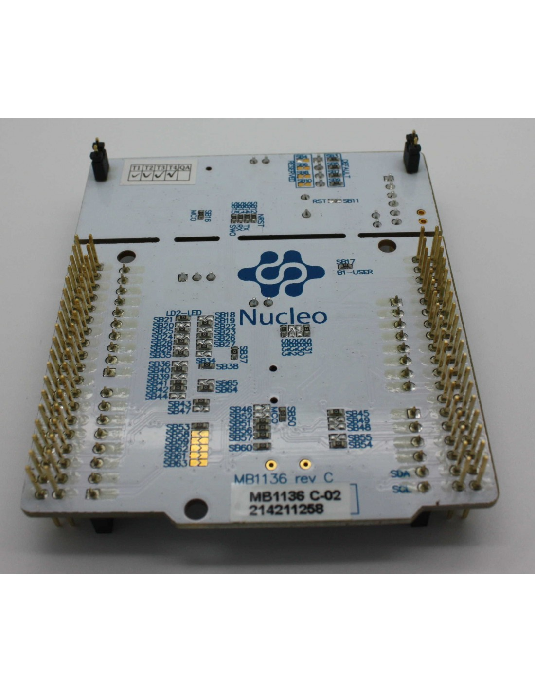 NUCLEO-F411RE (STM32 Nucleo development board for STM32 F4
