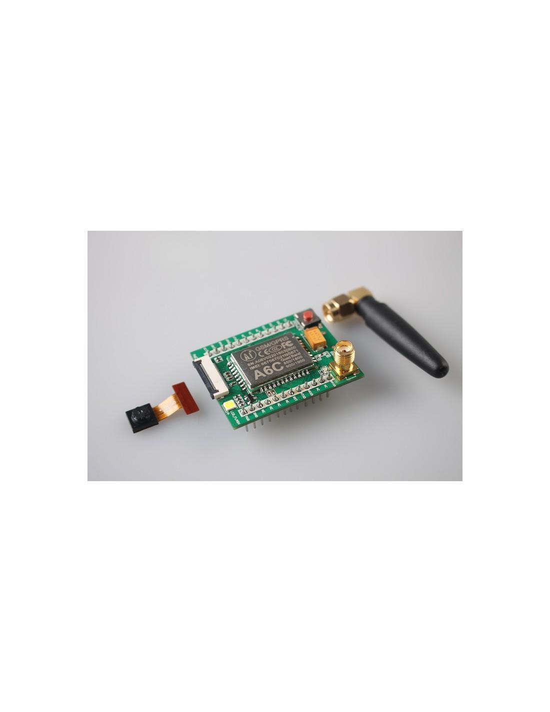 GSM GPRS + Camera Module A6C Breakout