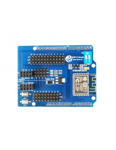 ESP8266 Serial WiFi Shield for Arduino