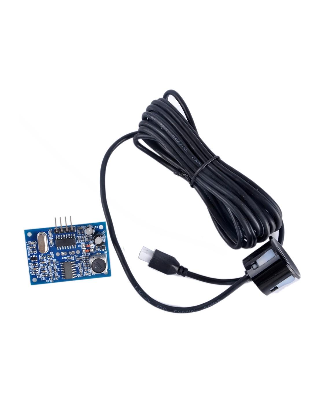 Waterproof Ultrasonic Module Jsn Sr04t Converter Circuit Board Pcb Sensor Buy Tap To Zoom