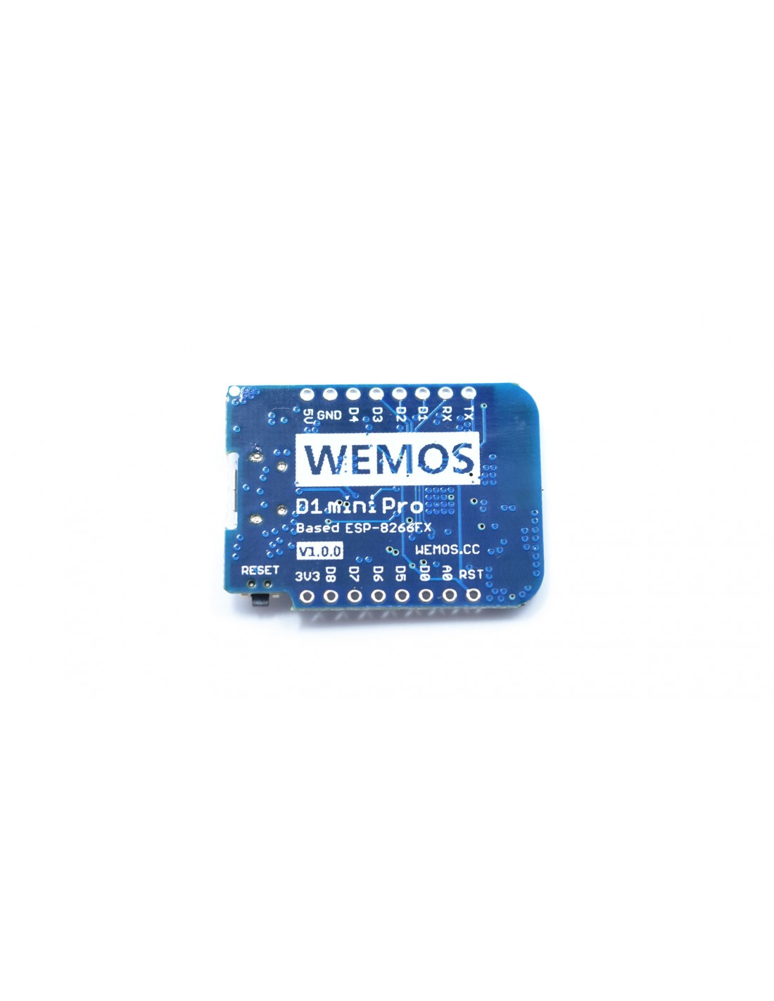 Wemos D1 mini Pro (ESP8266, 32bit, Wifi)