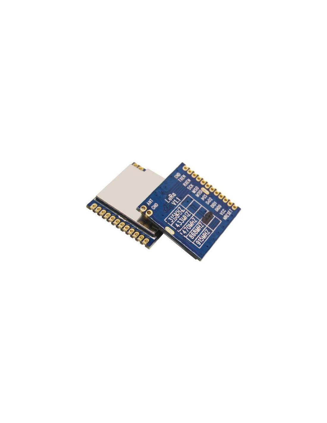 LoRa Module 915MHz 100mW sx1276 chip long range 4Km RF Wireless LoRa1276