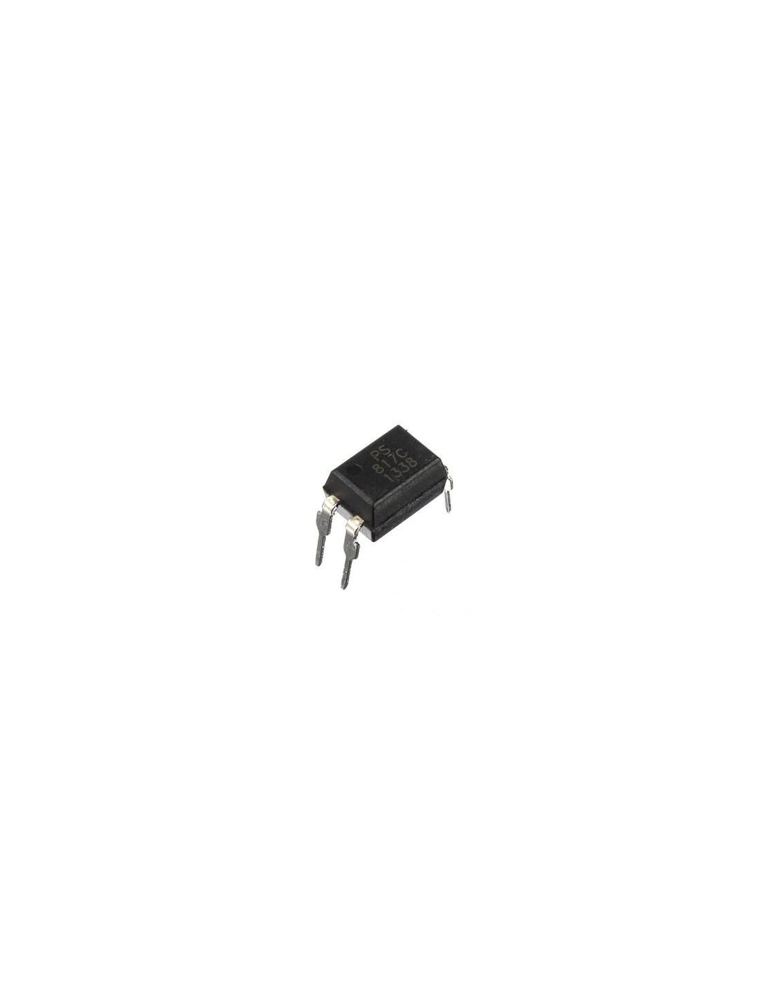Pc817 4 Pin Opto Coupler Phototransistor Photocoupler Isolator Circuit Tap To Zoom