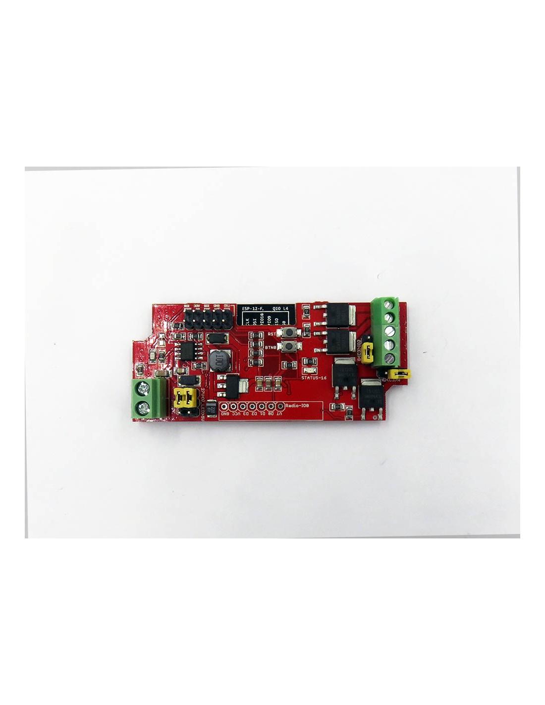 Esp Led Strip Board Esp8266 Wifi Ic 12f Module Ledstrip Programming