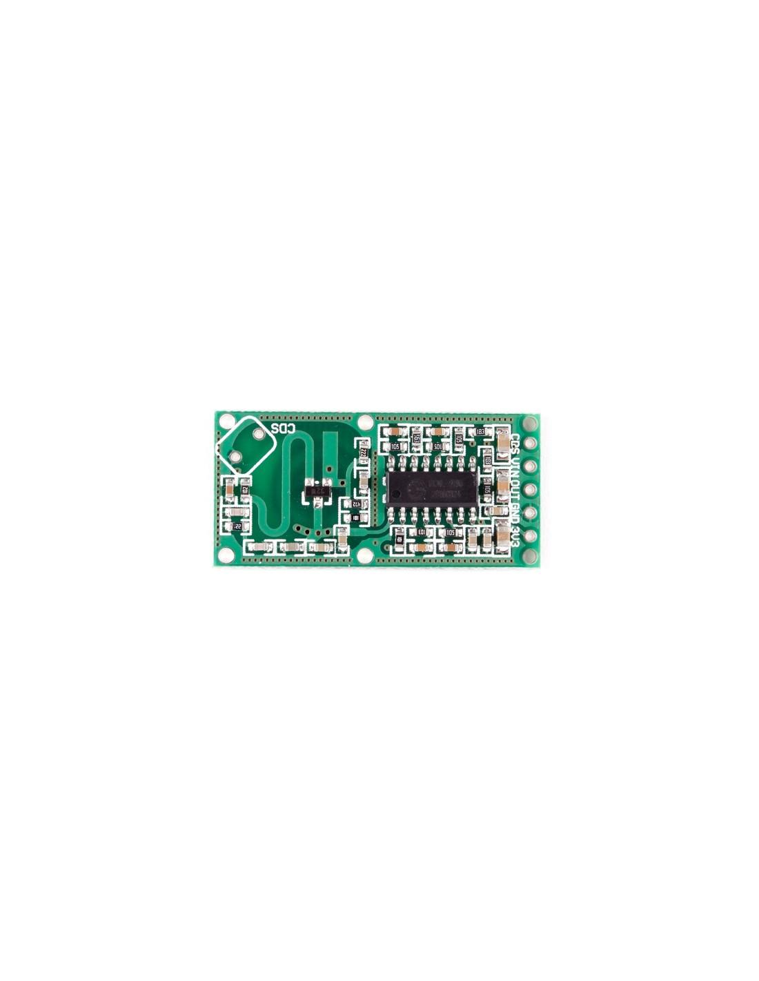 RCWL 0516 Microwave Motion Sensor Module Radar Sensor Body Induction Module  4-28V 100mA