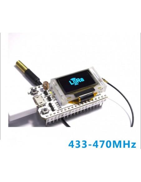 Wifi Lora 32 Dev  Board (ESP32, OLED, Lora 433Mhz, Wifi, Bluetooth)