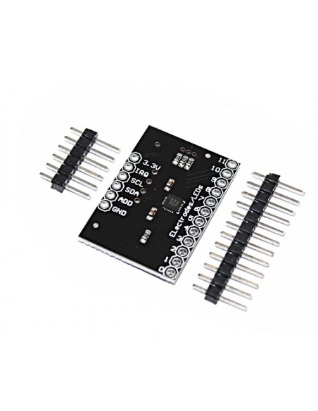 12-key capacitive touch sensor breakout