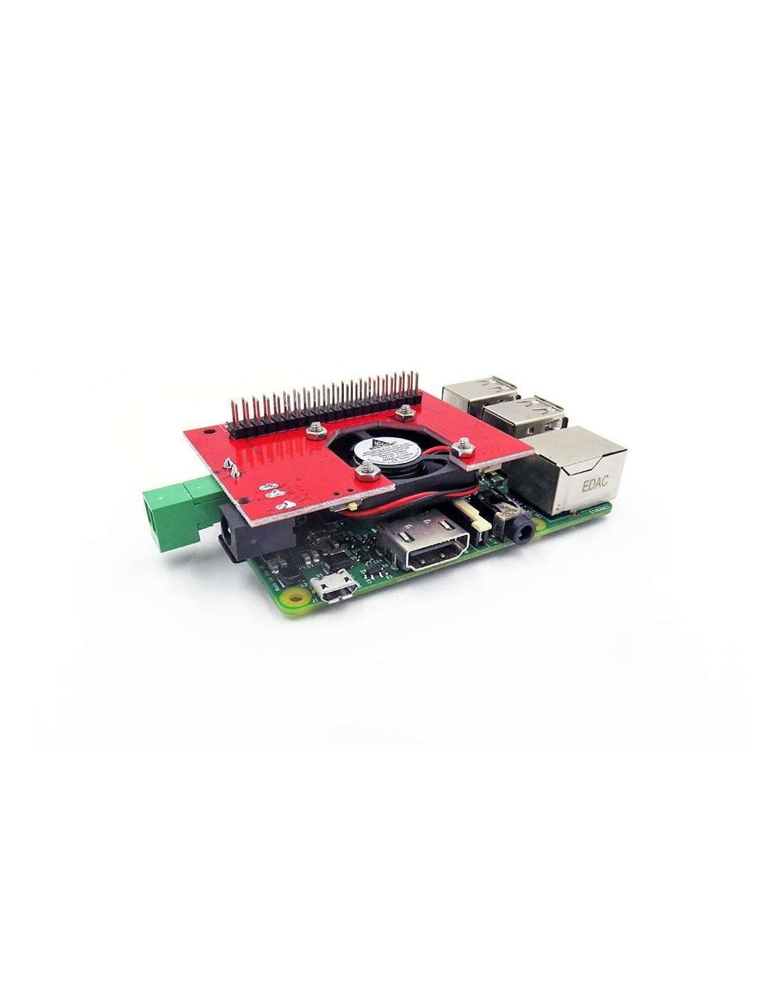 Raspberry Pi Fan Controller