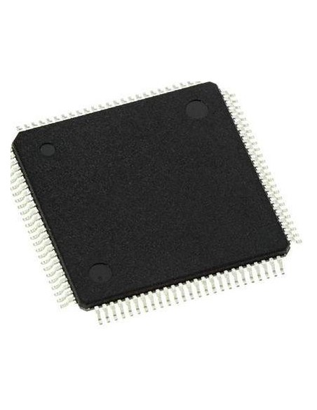 STM32F407VET6 ARM Microcontrollers - MCU ARM M4 512 FLASH 168 Mhz 192kB  SRAM ( LQFP-100 CMS SMD )