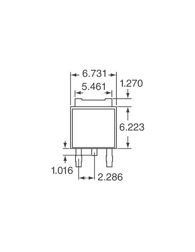 10 pc aod4184a a/&o N-Channel MOSFET 40 V 40 a 25 W to252 New #bp